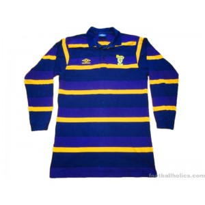 1998-2000 Scotland Rugby Training Top