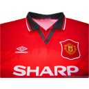 1994-96 Manchester United Home Shirt