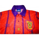 1993-95 Scotland Away Shirt
