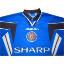 1996-98 Manchester United Third Shirt