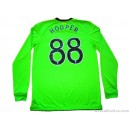 2010-11 Celtic Hooper 88 Away Shirt