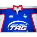 2009-10 Ireland Tag Rugby Player Issue Away Shirt