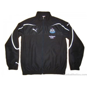 2010-11 Newcastle United Anthem Jacket