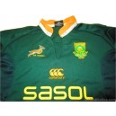 2009-11 South Africa Springboks Home Shirt
