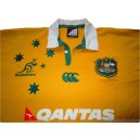 2003-04 Australia Wallabies Pro Home Shirt
