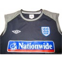 2010-11 England Training Vest Shirt