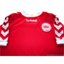 2002-03 Denmark Home Shirt