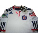 2010-11 Chicago Fire Player Issue Away Shirt