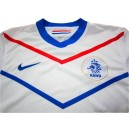 2010-11 Holland Away Shirt