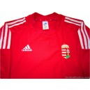 2002-04 Hungary Home Shirt