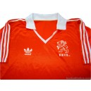 1990-92 Holland Home Shirt