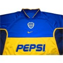 2002 Boca Juniors Home Shirt