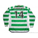 2001-03 Celtic Lambert 14 Home Shirt