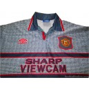 1995-96 Manchester United Giggs Away Shirt