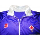 1990-91 Fiorentina Player Issue Tracksuit Top