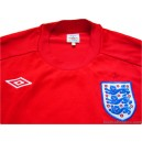 2010-11 England Away Shirt