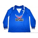 1979-80 Schalke Match Worn No.7 Home Shirt