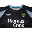 2006-07 Manchester City Away Shirt