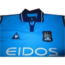 2001-02 Manchester City Home Shirt
