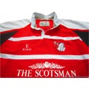 2002-04 Border Reivers 'The Borders' Pro Home Shirt