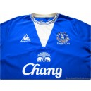 2009-10 Everton Home Shirt