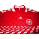 2010-11 Denmark Home Shirt