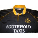 2008-09 Southwold Match Worn No.11 Home Shirt