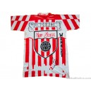 1992 Sunderland 'FA Cup Final' Special Shirt