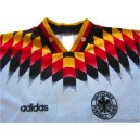 1994-96 Germany (Germania Rothenbergen) Match Worn No.9 Home Shirt