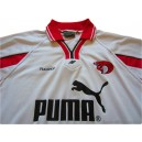1997-98 Cardiff Cobras Match Worn No.5 Away Shirt