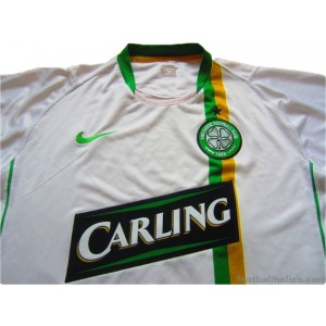 2006-08 Celtic European Shirt
