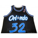 1992-95 Orlando Magic O'Neal 32 Road Jersey