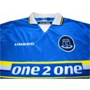 1997-99 Everton Home Shirt