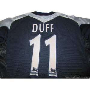 2004-05 Chelsea Duff 11 Away Shirt