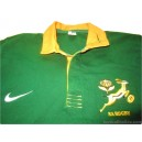 1997-99 South Africa Springboks Pro Home Shirt