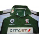 2008-09 London Irish Pro Home Shirt
