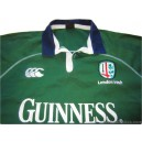 2004-05 London Irish Pro Home Shirt