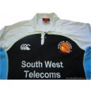 2005-06 Exeter Chiefs Pro Home Shirt
