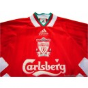 1993-95 Liverpool Home Shirt
