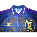 1994-96 Scotland Home Shirt