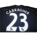 2009-10 Liverpool Carragher 23 Away Shirt