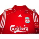 2006-08 Liverpool Home Shirt