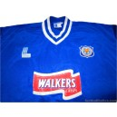 1996-98 Leicester Home Shirt