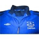 2008-09 Everton Presentation Jacket