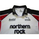 2005-06 Newcastle Falcons Pro Away Shirt