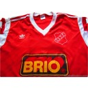 1990-92 Lindome GIF Match Worn No.13 Away Shirt
