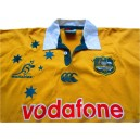 2000-02 Australia Wallabies Pro Home Shirt
