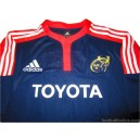 2007-08 Munster Pro Away Shirt