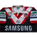 2008 Sydney Roosters Centenary Pro Home Shirt