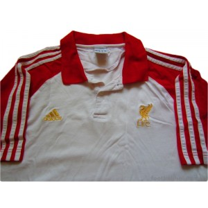 2007-08 Liverpool Polo Shirt
